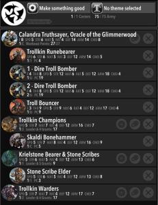 Troll List